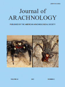 Journal of Arachnology