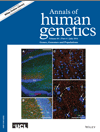 Annals of human genetics