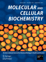 Molecular and Cellular Biochemistry Cover